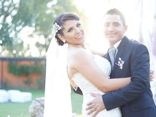 La boda de Guadalupe  y Gerardo 1