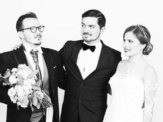 La boda de Daniela  y Samuel 2