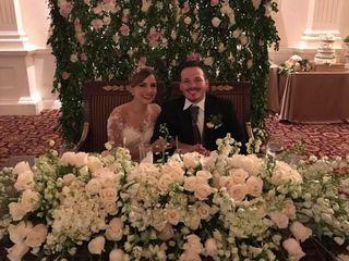 La boda de Daniela  y Samuel 3