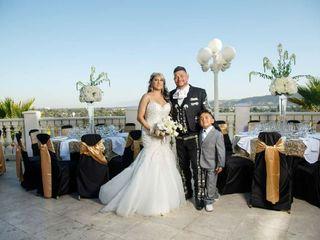 La boda de Kary y Israel