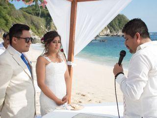 La boda de Belén  y Pedro 2