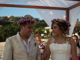 La boda de Belén  y Pedro 3