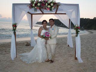 La boda de Belén  y Pedro