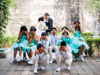 La boda de Miriam y Eduardo 1