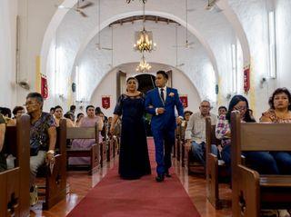 La boda de Cinthia y Wiberth 1