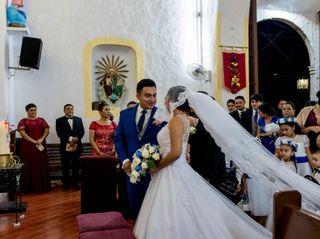 La boda de Cinthia y Wiberth 3
