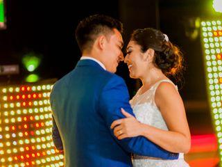 La boda de Cinthia y Wiberth