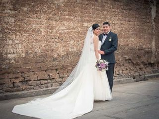 La boda de Janin y José