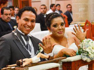 La boda de Adris y Ricardo