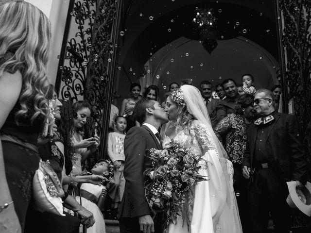 La boda de Celene y Paco