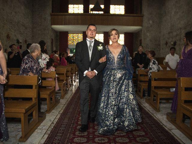 La boda de Addiel  y Yazmin en Guadalajara, Jalisco 21