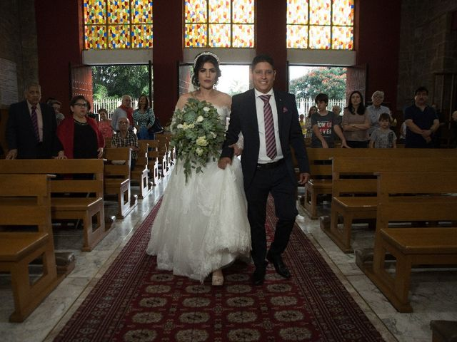 La boda de Addiel  y Yazmin en Guadalajara, Jalisco 23