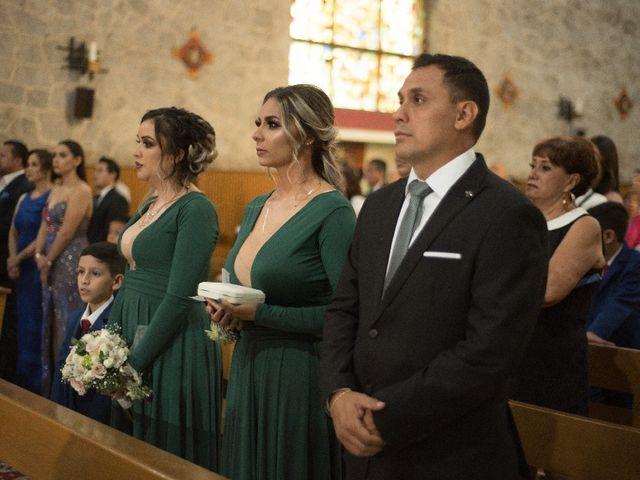 La boda de Addiel  y Yazmin en Guadalajara, Jalisco 27