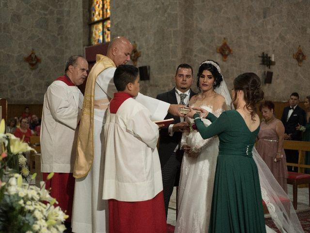 La boda de Addiel  y Yazmin en Guadalajara, Jalisco 35