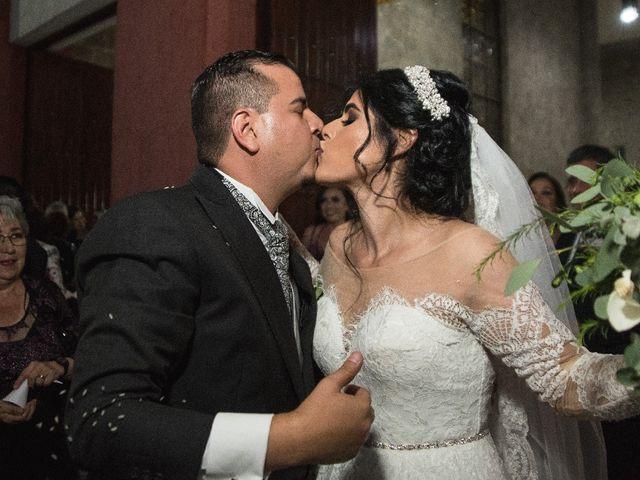 La boda de Addiel  y Yazmin en Guadalajara, Jalisco 40