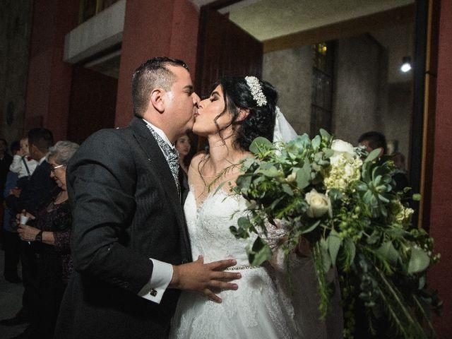 La boda de Addiel  y Yazmin en Guadalajara, Jalisco 41