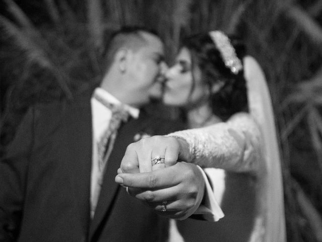 La boda de Addiel  y Yazmin en Guadalajara, Jalisco 62