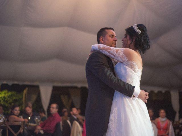 La boda de Addiel  y Yazmin en Guadalajara, Jalisco 84