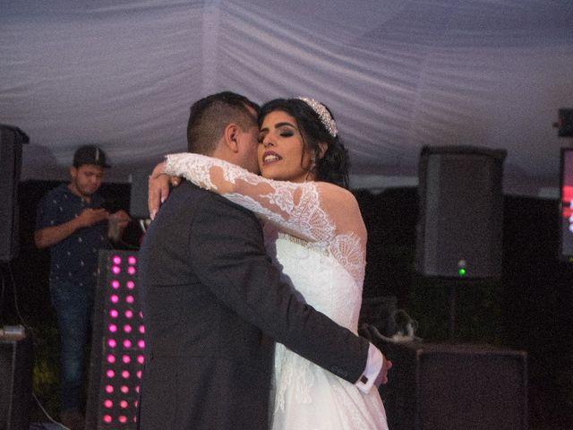 La boda de Addiel  y Yazmin en Guadalajara, Jalisco 86
