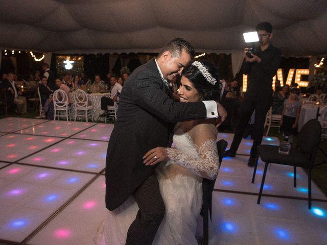 La boda de Addiel  y Yazmin en Guadalajara, Jalisco 110