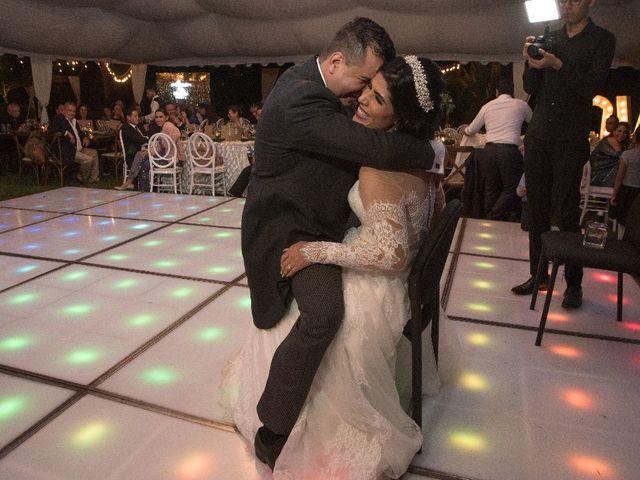 La boda de Addiel  y Yazmin en Guadalajara, Jalisco 111