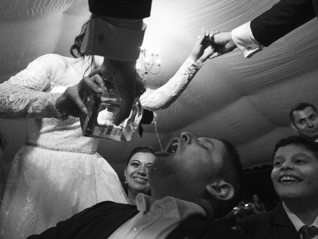 La boda de Addiel  y Yazmin en Guadalajara, Jalisco 116