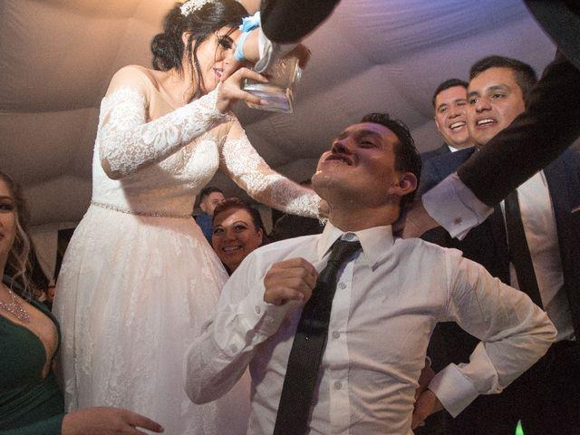 La boda de Addiel  y Yazmin en Guadalajara, Jalisco 117