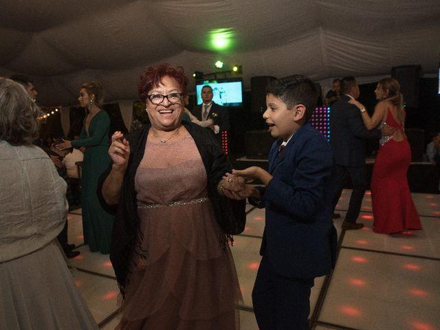 La boda de Addiel  y Yazmin en Guadalajara, Jalisco 122
