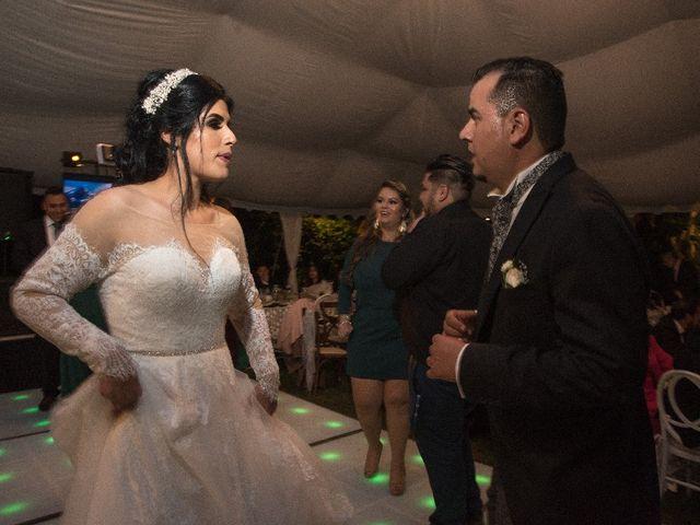 La boda de Addiel  y Yazmin en Guadalajara, Jalisco 124