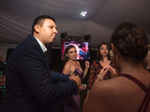La boda de Addiel  y Yazmin en Guadalajara, Jalisco 125