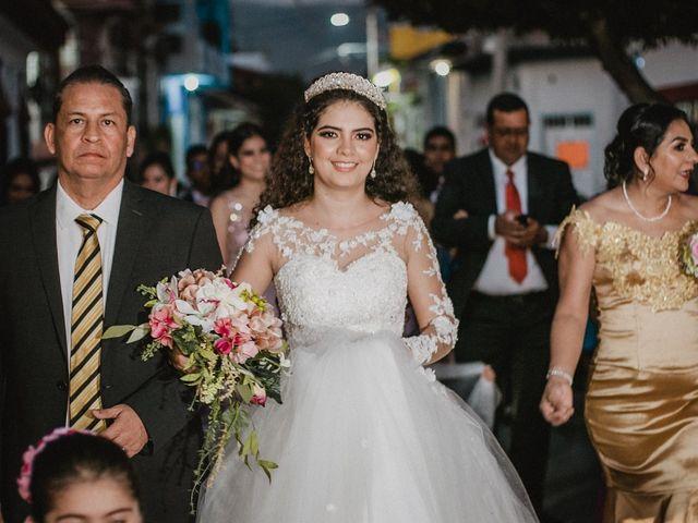 La boda de Joshimar y María Fernanda en Chiapa de Corzo, Chiapas 30