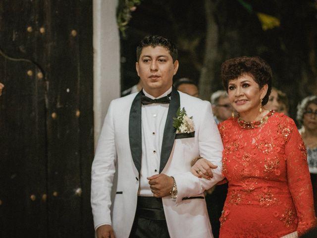 La boda de Joshimar y María Fernanda en Chiapa de Corzo, Chiapas 31