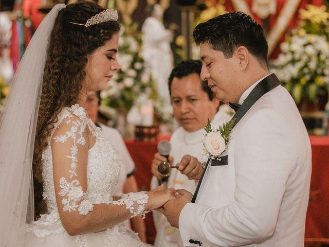 La boda de Joshimar y María Fernanda en Chiapa de Corzo, Chiapas 35