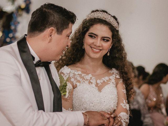 La boda de Joshimar y María Fernanda en Chiapa de Corzo, Chiapas 37