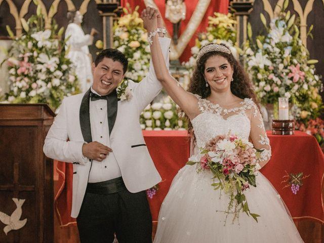 La boda de Joshimar y María Fernanda en Chiapa de Corzo, Chiapas 38
