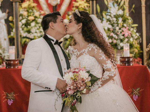 La boda de Joshimar y María Fernanda en Chiapa de Corzo, Chiapas 39