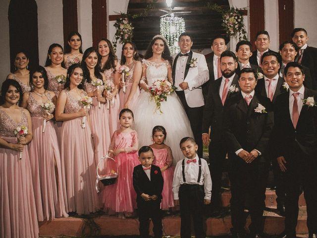 La boda de Joshimar y María Fernanda en Chiapa de Corzo, Chiapas 43