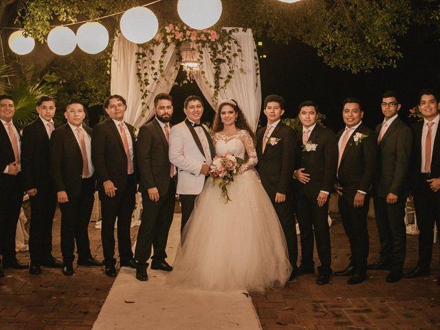 La boda de Joshimar y María Fernanda en Chiapa de Corzo, Chiapas 48