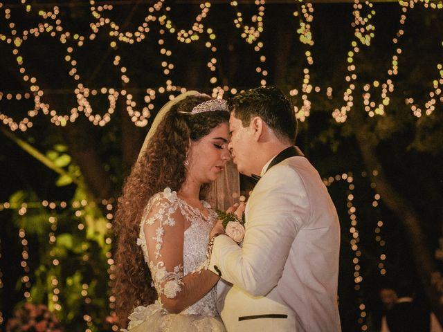 La boda de María Fernanda y Joshimar
