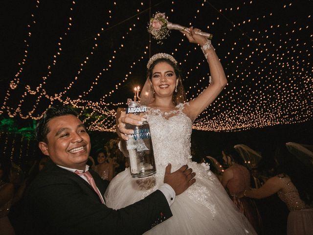 La boda de Joshimar y María Fernanda en Chiapa de Corzo, Chiapas 58