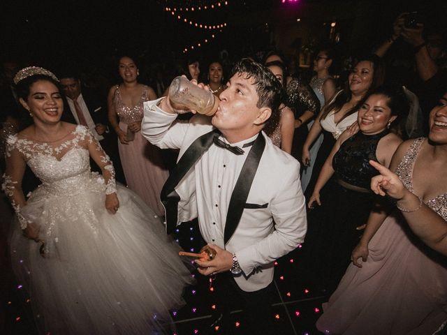 La boda de Joshimar y María Fernanda en Chiapa de Corzo, Chiapas 69