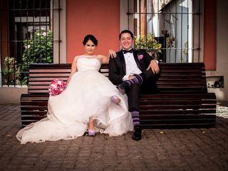 La boda de Keren y Samuel