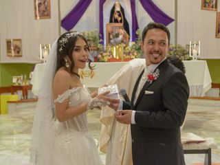 La boda de Erika y Alfredo