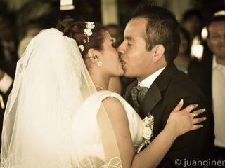 La boda de Neftali y Jocelyn