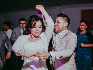 La boda de Tania y Antonio 1