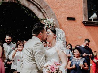La boda de Tania y Antonio