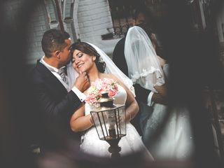 La boda de Mireya y Christian