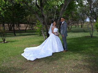 La boda de Elisa y Miguel Angel