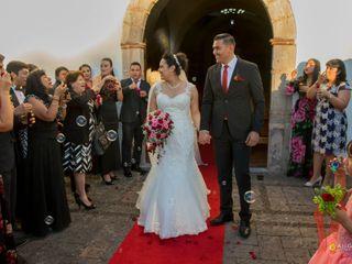 La boda de Eduardo y Adriana
