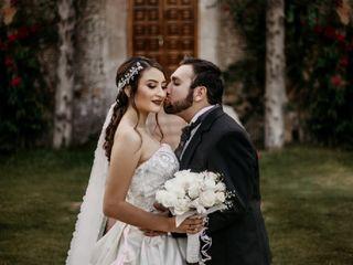 La boda de Liliana y Esteban